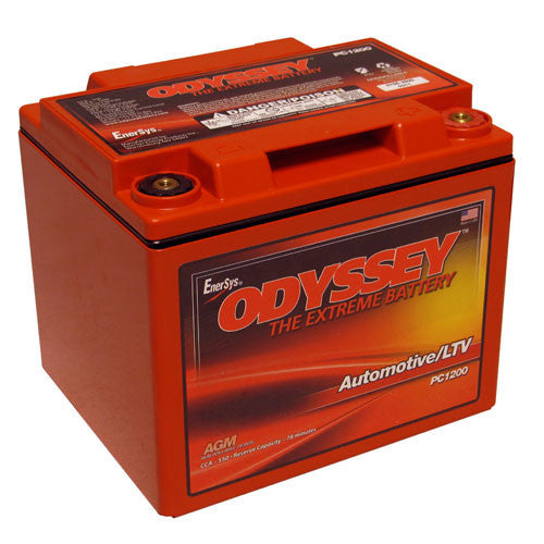 Odyssey PC1200MJ Dry Cell AGM Battery