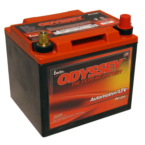 Odyssey PC1200T Dry Cell AGM Battery