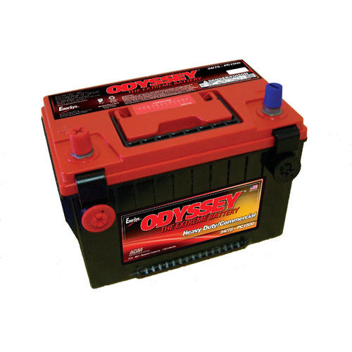 Odyssey PC1500DT Dry Cell AGM Battery