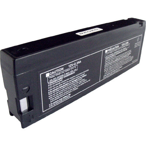 Power-Sonic PS-1223, 12V 2.3Ah Sealed Lead Acid Battery
