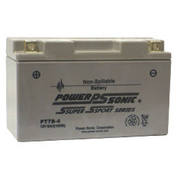 Power-Sonic PT7B-4 PowerSports Battery