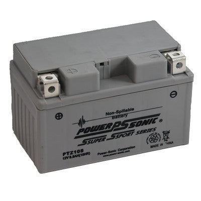 Power-Sonic Sealed Motorcycle Battery for YTZ10S