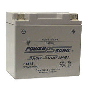 Power-Sonic Sealed YTZ7S Motorcycle Battery