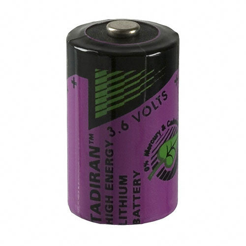 Tadiran TLH-5902 1/2 AA 3.6V Primary Lithium Battery