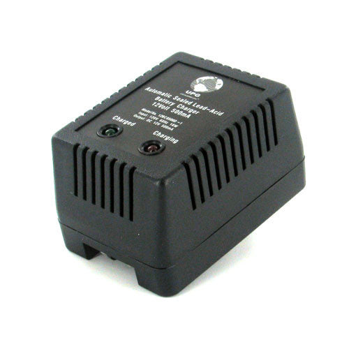 UPG 12V 500mAh Regulated Dual Stage Charger