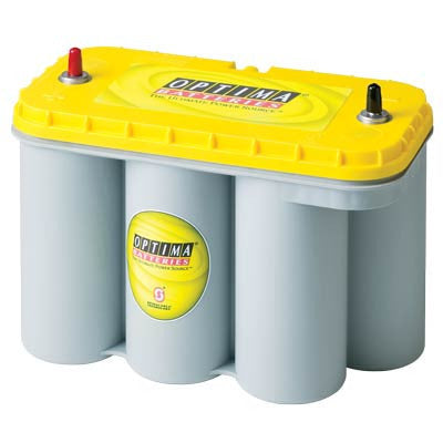 Optima D31T Yellowtop AGM Battery - 8050-160 - BCI Group Size 31