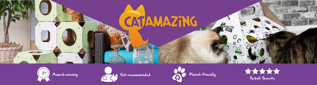 Cat Amazing Wholesale Banner