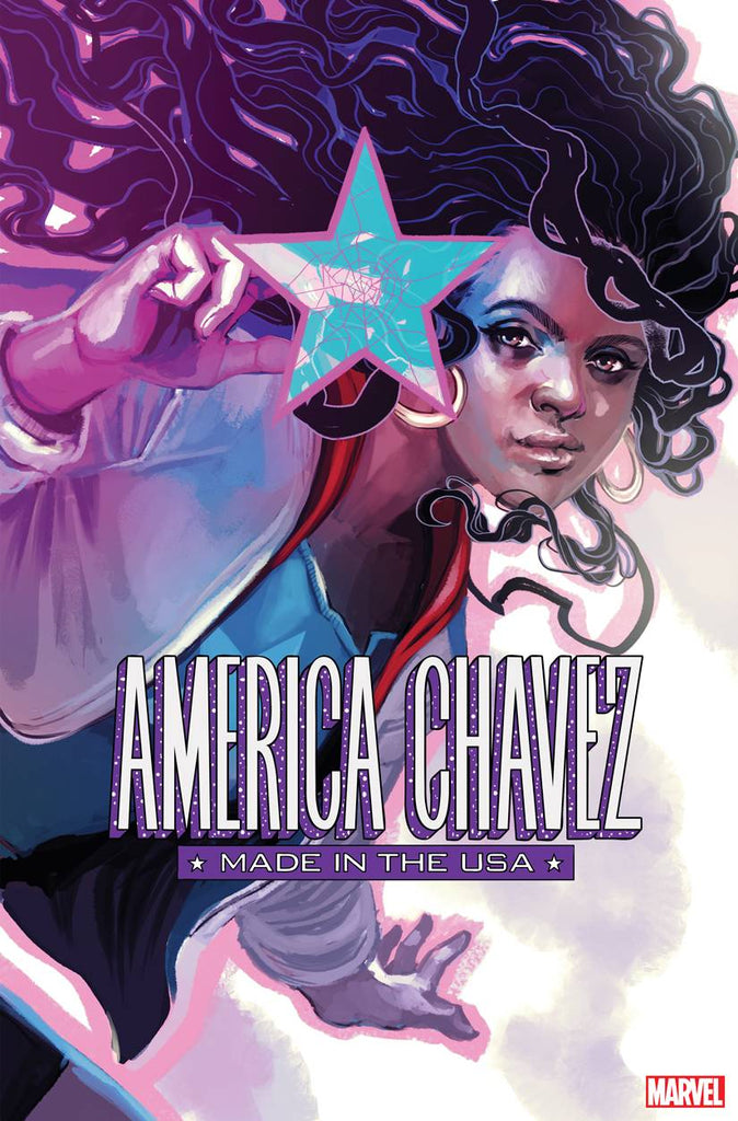 America Chavez Made In The USA 1 Hans Variant CGC 9.8 3/3/21