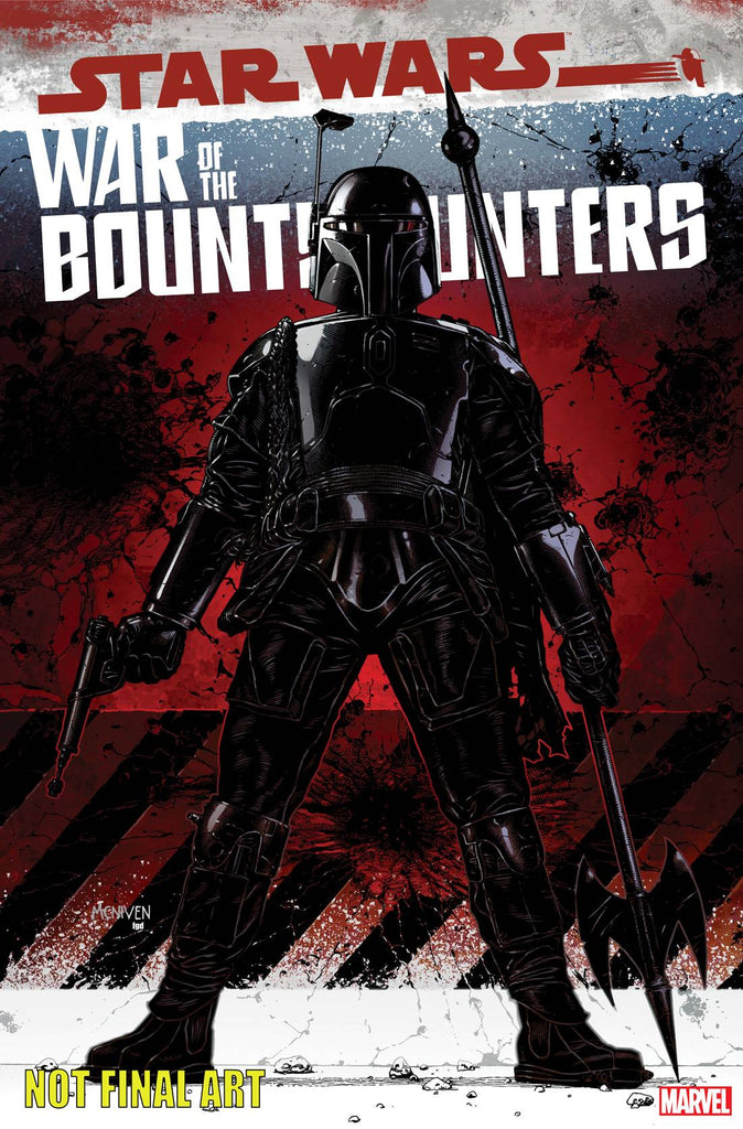 Star Wars Bounty Hunters Alpha Directors Cut 1 Cover A CGC 9.8 5/5/21