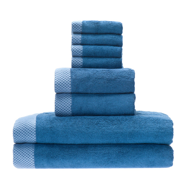 BedVoyage Resort Towel Set - Natural Linens