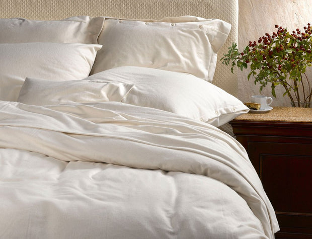 SDH Flannel by The Purists Fitted Sheets