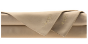 BedVoyage Rayon from Bamboo SPLIT (Adjustable Bed) King Sheet Set - Natural Linens