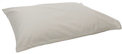Bean Products Wheat Dreamz Organic Cotton Pillow Cover - Natural Linens