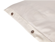 Sleep & Beyond Organic Cotton Duvet Cover - Natural Linens