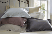 SDH Classic Legna Fitted Sheets - Natural Linens