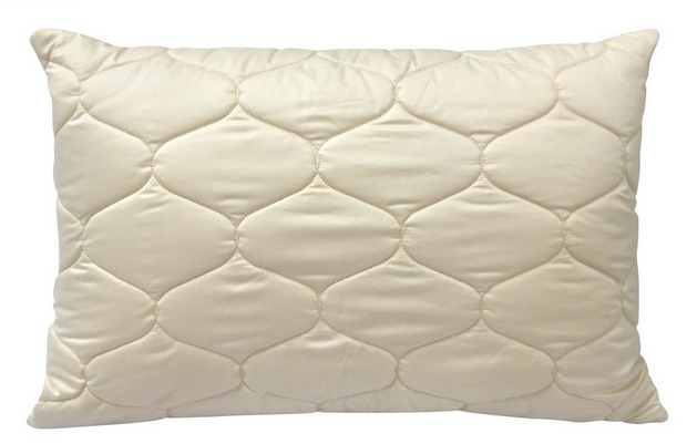 Natura Organic Eco-Latex Pillow - Natural Linens