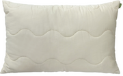 Natura Dream Mate/Vibrance Granulated Latex & Wool Pillow - Natural Linens