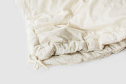 Holy Lamb Organics All Season Wool Comforters - Natural Linens