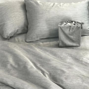 BedVoyage eco-mélange™ Bamboo Rayon/Viscose, Cotton Blend Bed Bundles - Natural Linens