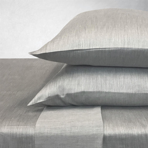 BedVoyage eco-mélange™ Bamboo Rayon/Viscose, Cotton Blend Pillowcase Sets - Natural Linens