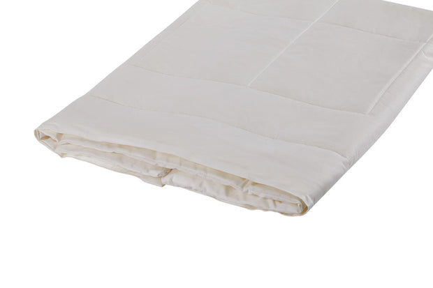 Sleep & Beyond myComforter - Light Wool Comforter - Natural Linens