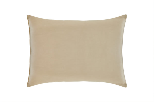 Sleep & Beyond myMerino Organic Merino Wool Pillow - Natural Linens