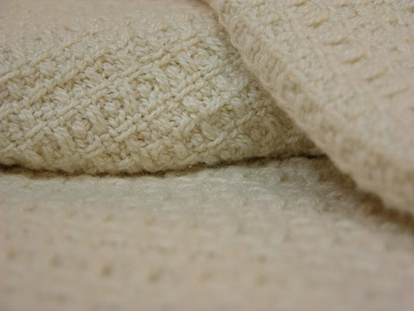 Organics and More Cotton Blankets - Natural Linens