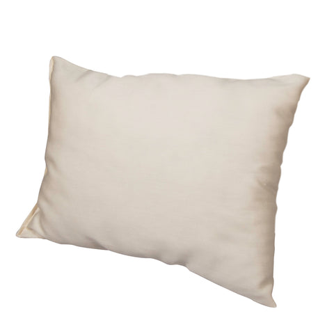 Sachi Organics Wooly Bolas Pillows - Natural Linens