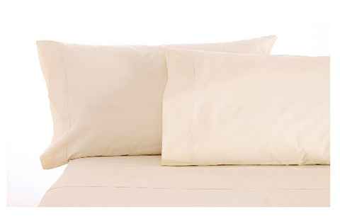 Sleep & Beyond 300 TC Organic Cotton Sheet Set - Natural Linens