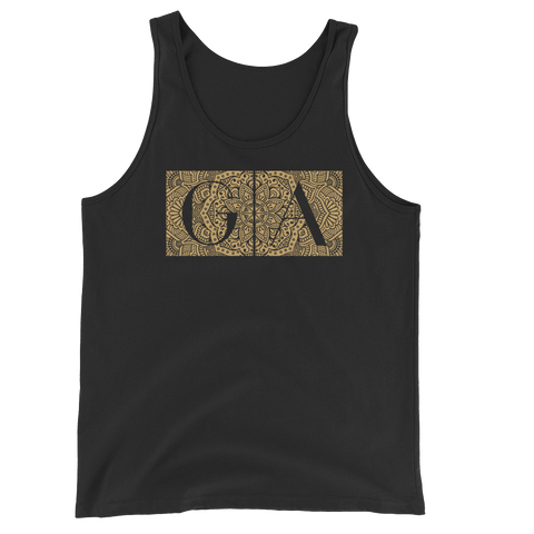 Gym Assassins G A Tank Top
