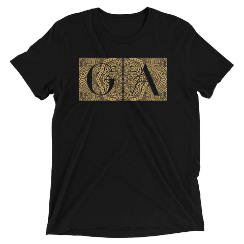 Gym Assassins Gold T-Shirt