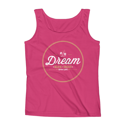 Gym Assassins Ladies Dream Tank Top