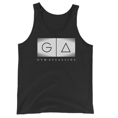 Gym Assassins Box Tank Top
