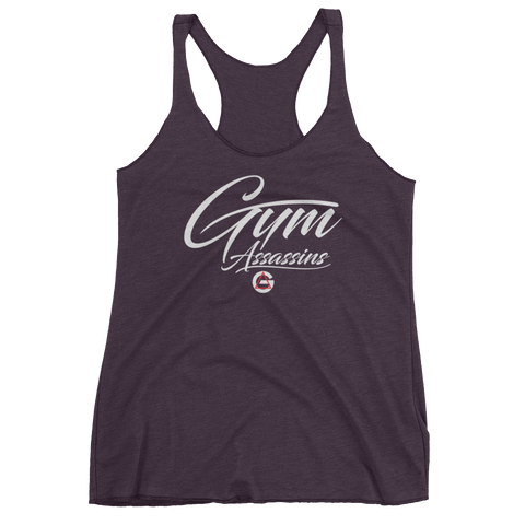 Gym Assassins Ladies Tank Top