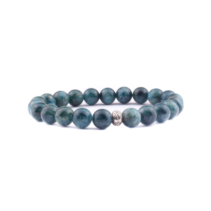 CLARITY + FOCUS Intention Bracelet - Apatite