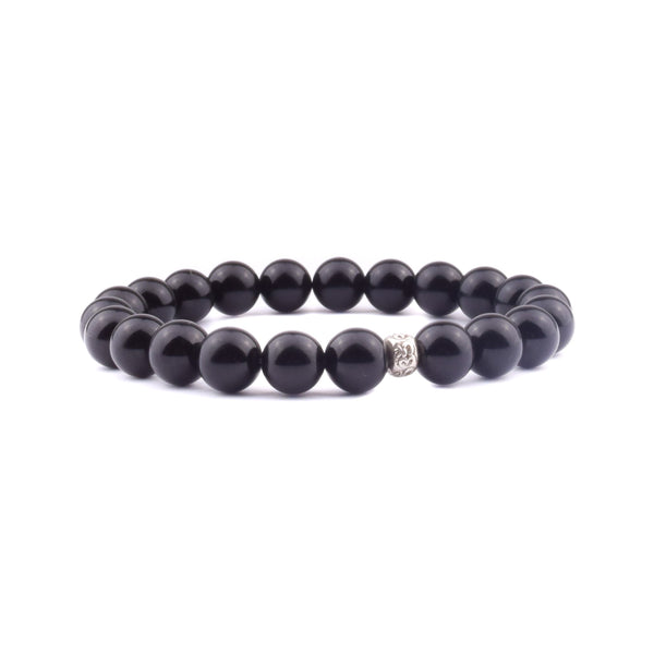 PROTECTION Intention Bracelet - Black Tourmaline