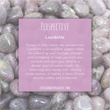 NEW PERSPECTIVE Intention Bracelet - Lepidolite