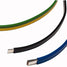 CU-Band 3X9X0.8 mm, 100 AMP, color Verde/Amarillo, 081006