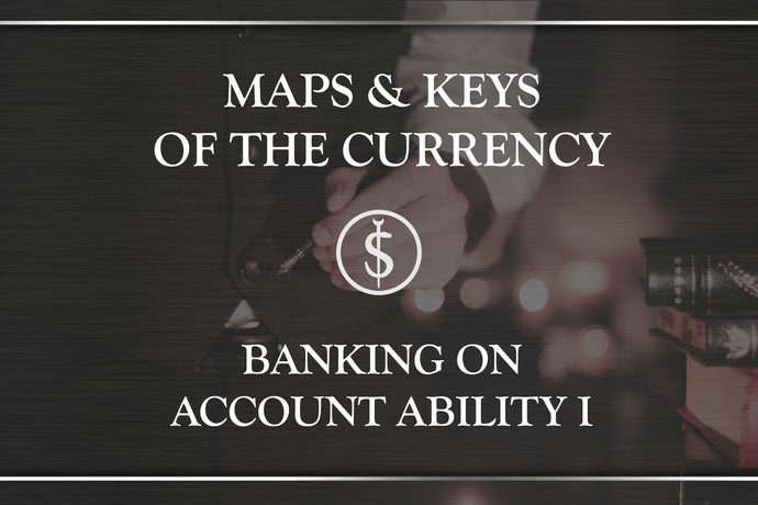 Banking On Account Ability II
