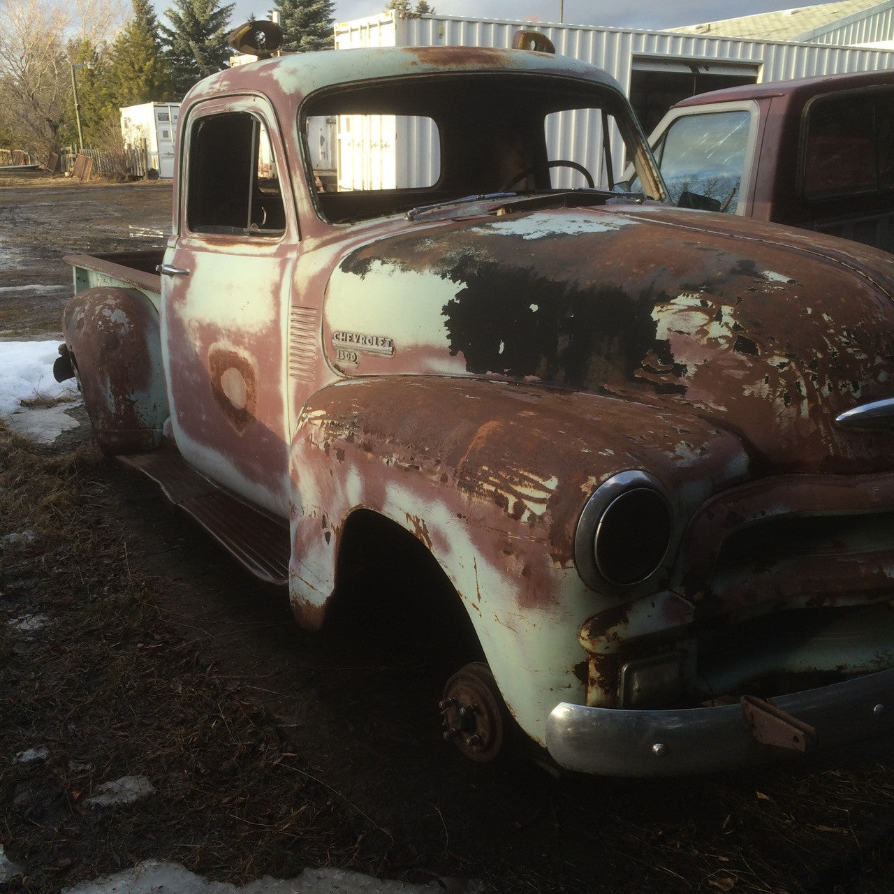 1954 Chevy Truck For Sale Alberta | HJC's - Clothing and More!