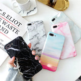Marble Phone Case - ALLURE 🌹 ROSE