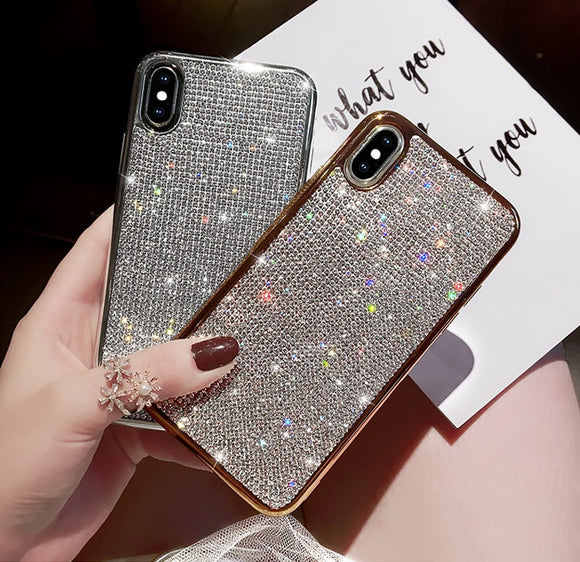 Bling Phone Case - ALLURE 🌹 ROSE