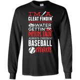 Baseball Mom Poem