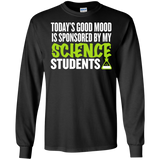 Teacher Science Students