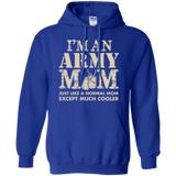 Army Cool Mom