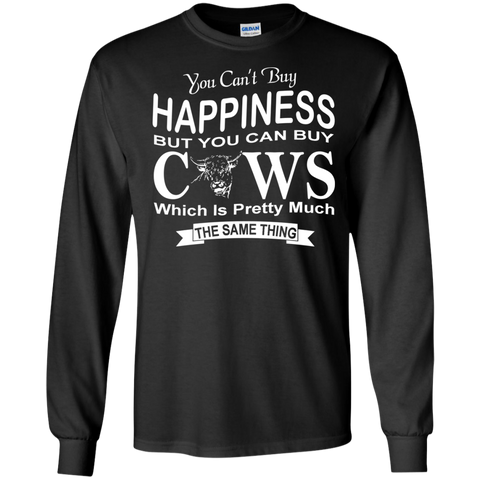 Cows Buy Happiness