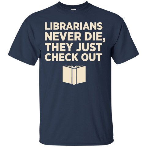 Librarians Never Die