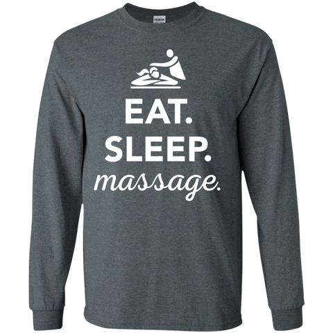 Message Therapist Eat Sleep
