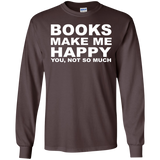 Books Make Happy
