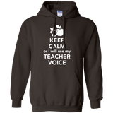 Teacher Keep Calm Voice